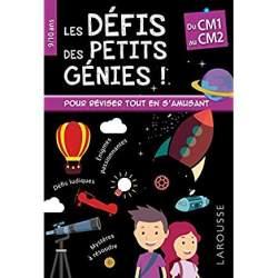 Livre les petits génies CM1 9 ans