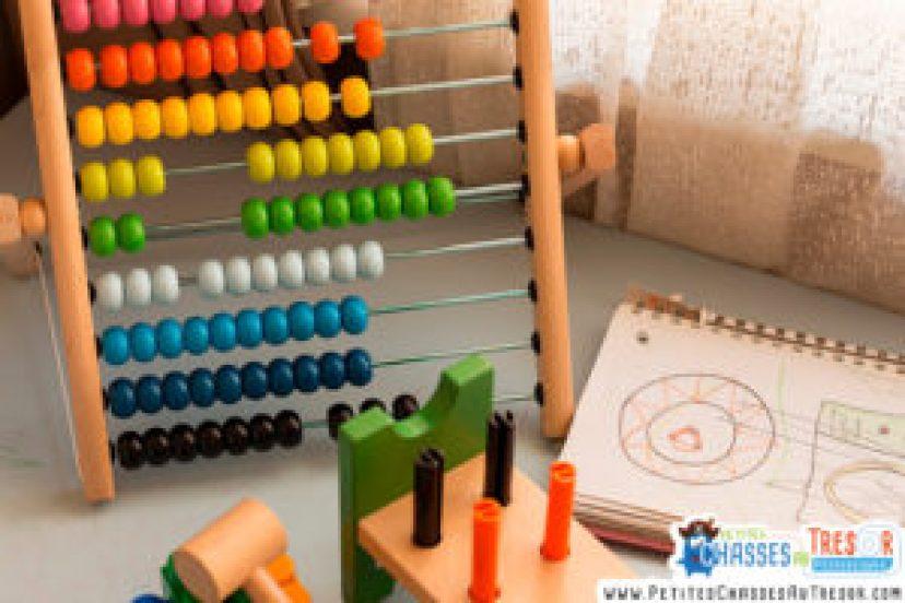 Les dessins d'enfants selon le matériel choisi