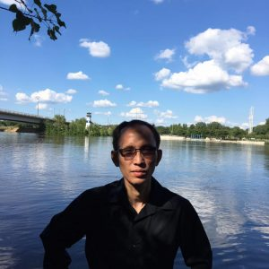 Mr. Kemsrean Kheng, The CEROC's Representative for State of Minnesota, USA