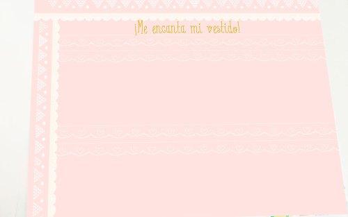 libro firmas comunion mi vestido Petitkokoro