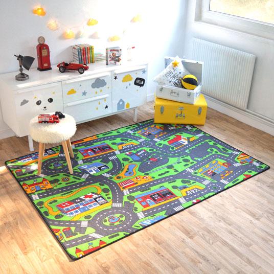 meilleurs tapis de jeux comparatif