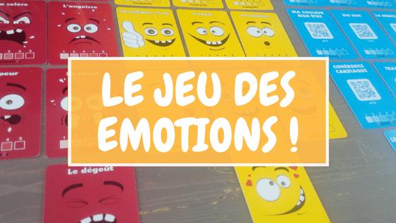 Les cartes des émotions : un super jeu pour découvrir les émotions avec ses enfants
