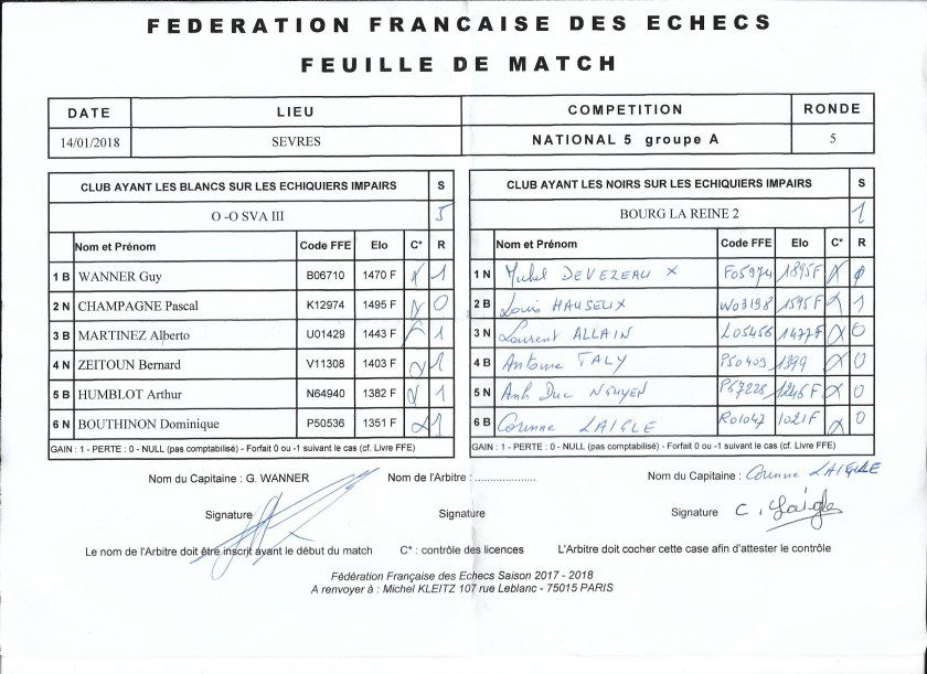 N5 groupe A_R5
