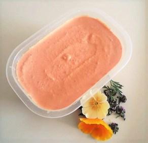 crème poivrons artichaut
