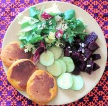 Pancake carottes