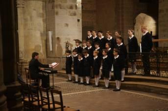 Concert en France