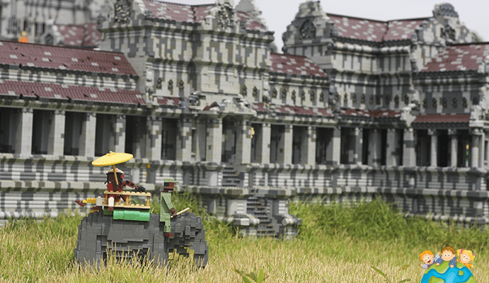 Petits Globetrotteurs - Legoland Malaisie