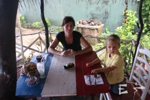 restaurant avec les enfants