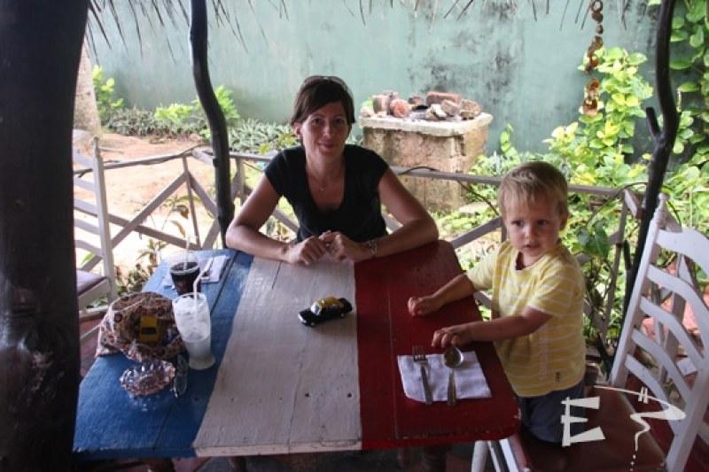 restaurant avec enfant