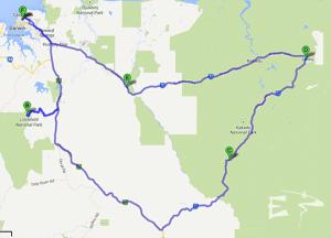 Circuit Australie avec enfant - Territoires du Nord en 5 jours