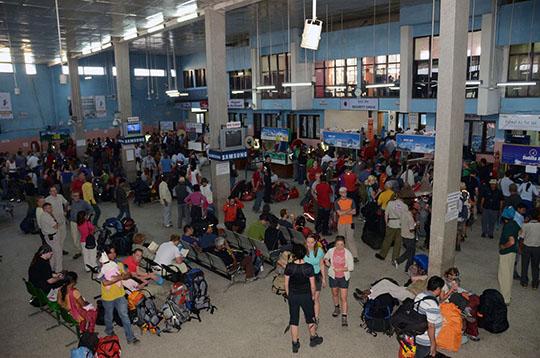 Aéroport domestique de Katmandou