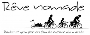 Rêve Nomade : tour du monde en famille à vélo