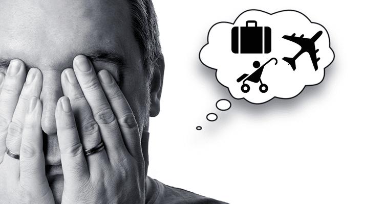 5 craintes que j'avais avant de partir en voyage avec mes enfants