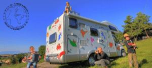 I drive a dream : tour du monde en famille en camping car