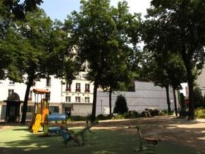 Parc jeux Paris