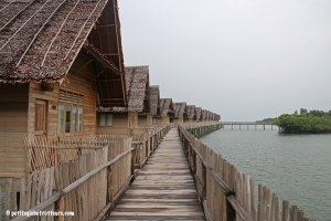 Telunas Private Island
