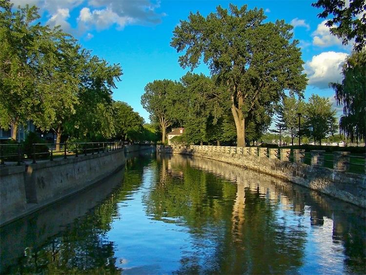Canal Lachine Montréal