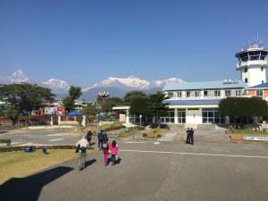 Nepal en famille