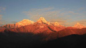 Nepal Trek Ghorepani/Poon Hill avec enfant