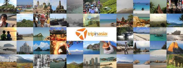 trip in asia