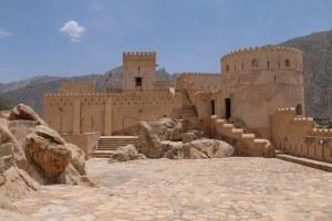 Fort Nakhal Oman