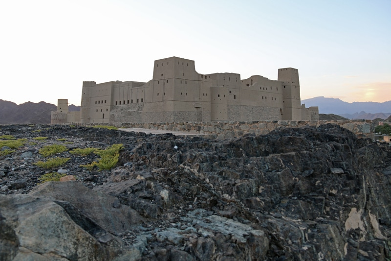 Fort de Bahla, Oman Petits Globetrotteurs