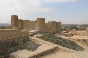 Fort de Bahla Oman