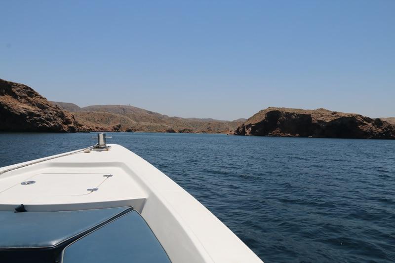 Côte Mascate Oman