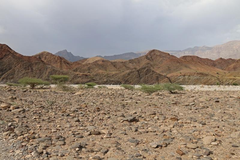 Mrkhah Park Oman