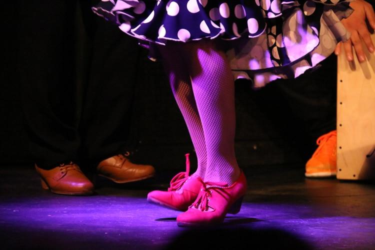 Flamenco en famille Barcelone