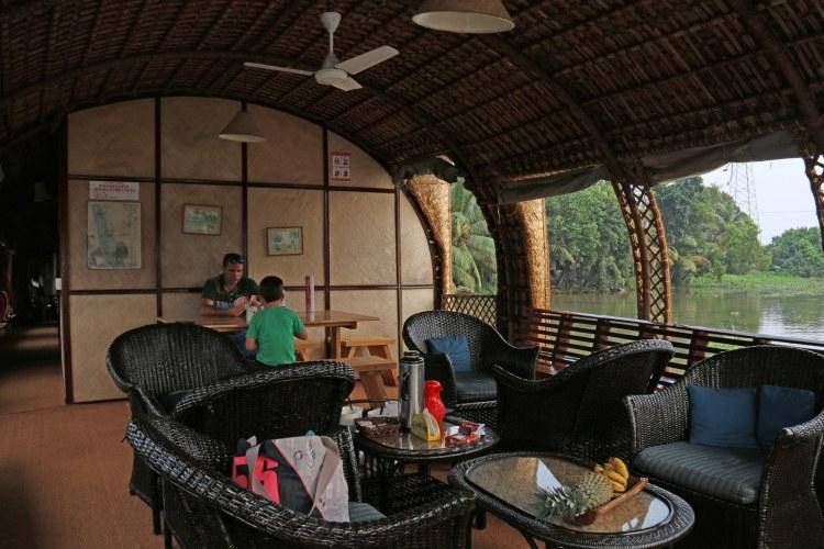 croisière en famille dans le kerala