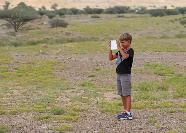 appareil photo pour enfant - la tablette ?