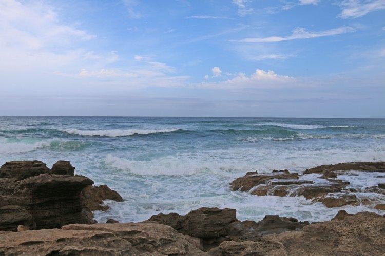 plage de Mission Rocks