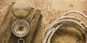 chasse au trésor geocaching