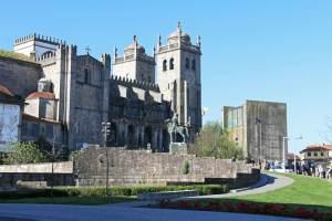 sé de porto - cathedrale de Porto