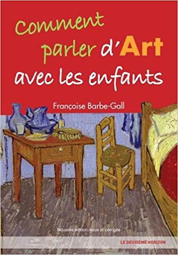 Un livre pour les parents qui veulent parler d'art à leurs enfants