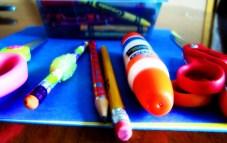 Matériel créatif pour enfants, photo de Carissa Rogers (CC BY 2.0)