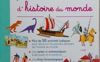 Un cahier Montessori efficace pour apprendre l'Histoire