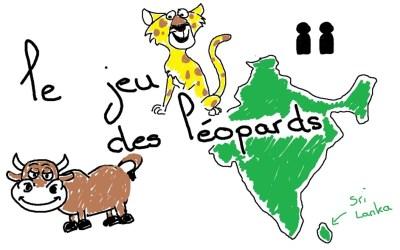 30 jours 30 jeux : le jeu des léopards d'Inde