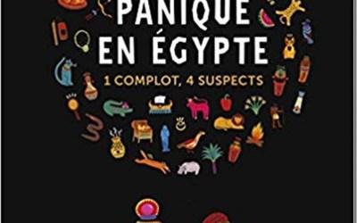 Un livre dont tu es le héros pour découvrir l'Egypte ancienne