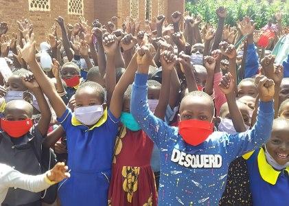 Donació de 3.400 mascaretes de l'empresa Robin Mask