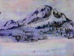 Claude Monet - Mount Kolsaas in Norway6 copy