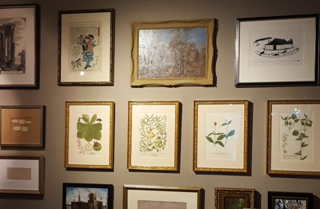 Conservation Picture Framing   Petley Jones Gallery