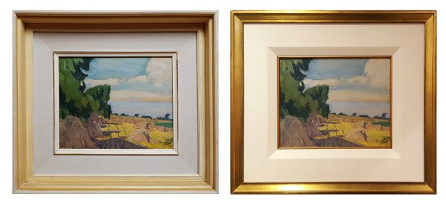 Conservation Picture Framing | Petley Jones Gallery