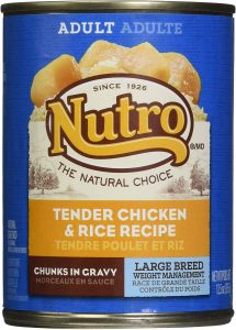 Nutro hearty stews best dog food for picky yorkie