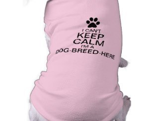 Can't Keep Calm Enter Dog Breed TShirts