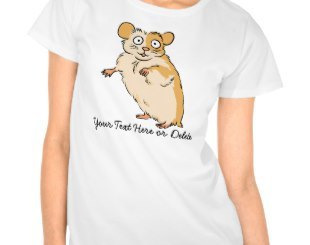Customize Hamster Shirts