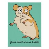 Cute Hamster Lover Gifts and Products