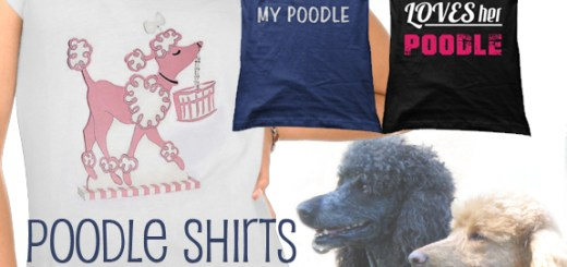Poodle T Shirts and Shirts