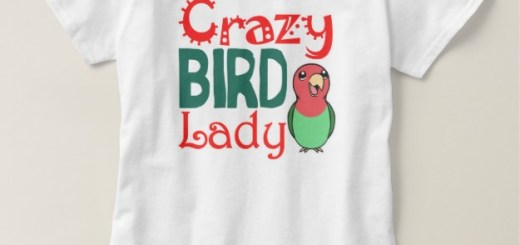 Parrot Shirts and Tees Apparel